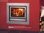 The Riva range by Stovax fires
